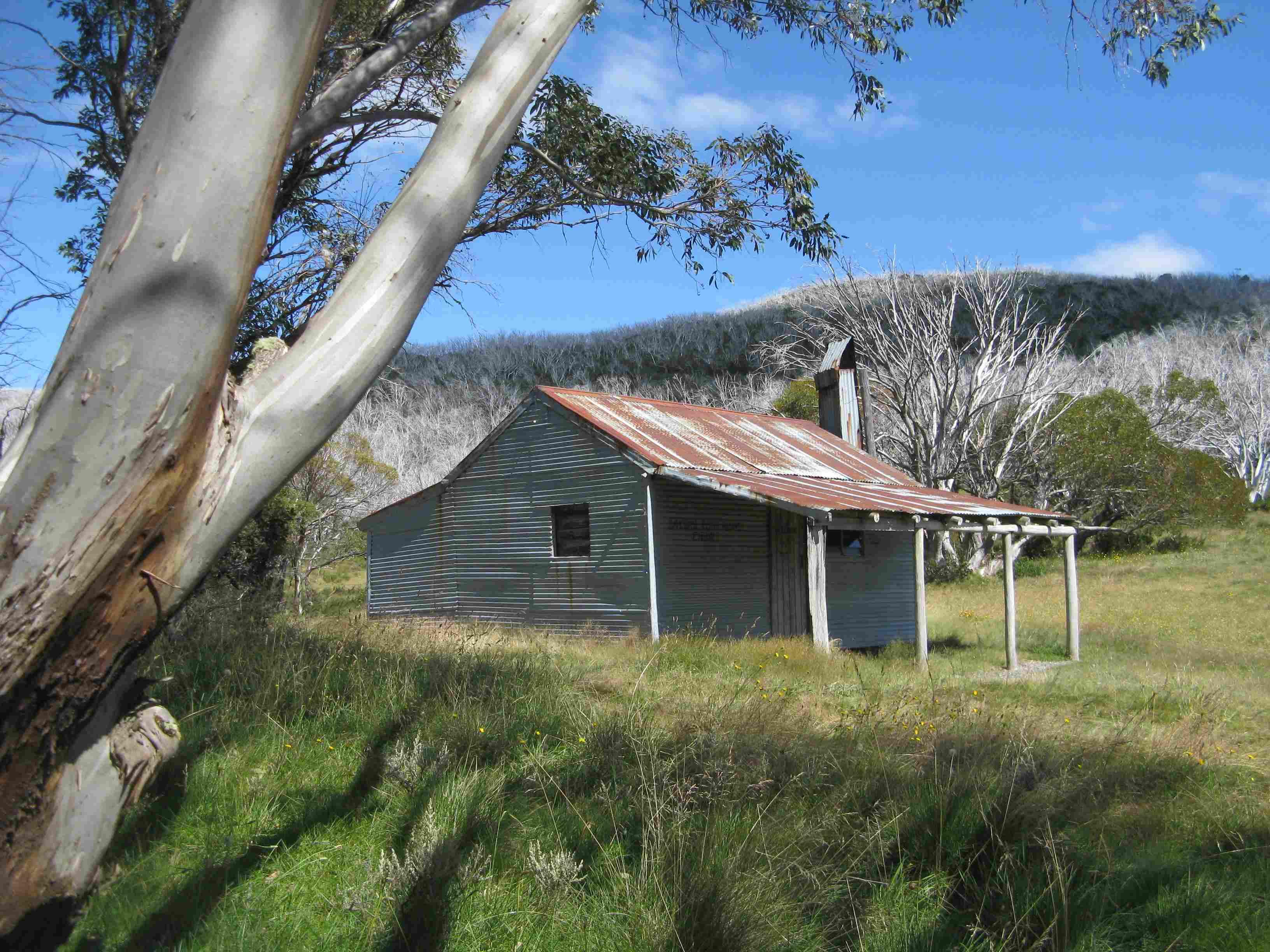 O'Brien's Hut