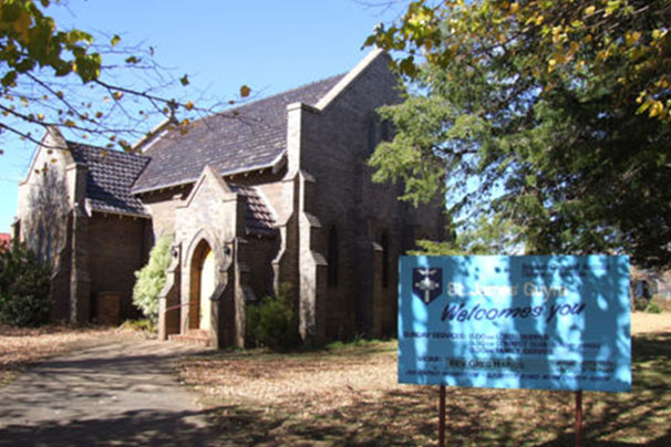 Guyra St Bartholomew's Church